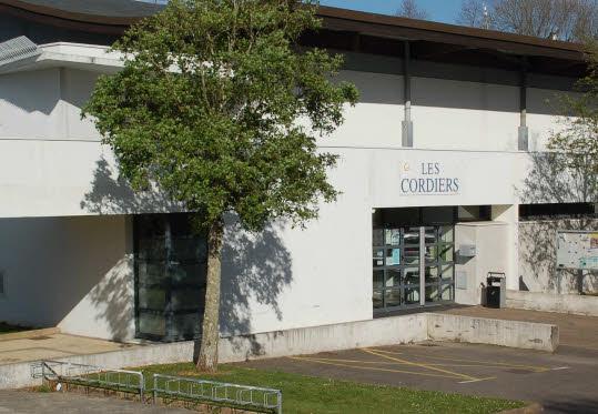Salle des Cordiers