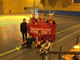 Victoire du BCK 1 aux Cordiers !!