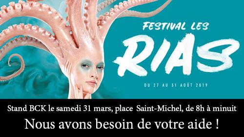 Festival des Rias