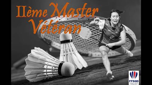 IIème Master Vétéran du BCK 25-26 janvier 2020