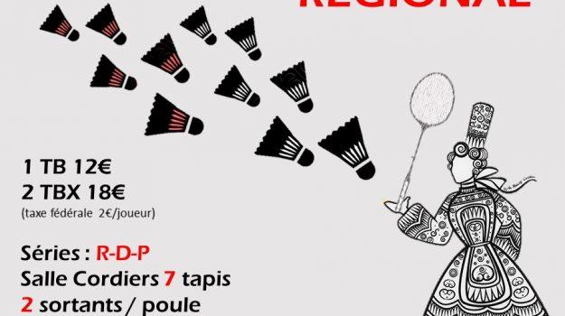Tournoi Interrégional 2020 ANNULÉ